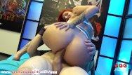 Girl with busty tits Busty alexxa vice has anal fuck and bukkake cumshots germangoogirls