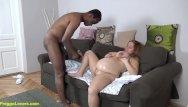 Sex problems after pregnancy Preggo bbw fucked by her black stepdad