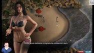 Nude nadia khater - Complete walkthrough game-treasure of nadia, part 4