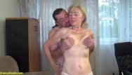 Old ugly mature women naked - 81 years old mom banged by stepson