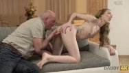 Young college girl fucked by dad Daddy4k. skinny peach speaks russian to bfs dad then they fuck