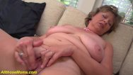 Free mature women fucking videos Grandmas first porn video filmed