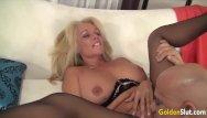 Whore slut mature Golden slut - eating mature pussy compilation part 1