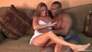 Black pussy video Hot wife is craving a big black dick to stretch her out