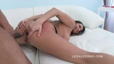 Mea Melone - Double Anal With 3 Guys