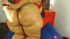 Teen ebony BBW model HOTASSS20 XX 18flirt com