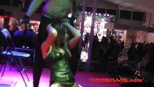 Antony y Pantera show erotico SEM 2015