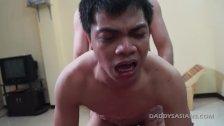Daddy Barebacks Asian Boy Vahn