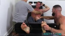 Monster cock boy hands and feet gay Connor