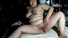 Shy Chubby Asian strips on cam - See More at Chubbyandupclub