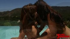Alyssa Reece And Gracie Glam Outdoor Play