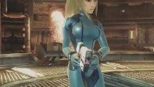 Samus Aran in Metroid have sex