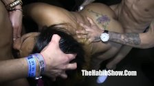 leona banks fucked by dominican bbc donny and macana man