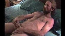 Mature Man John Reed Jacks Off