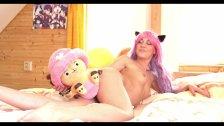 Alexis Crystal - Cosplay NEKO porn