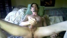 stroking my cock until i shoot my load