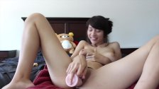Gorgeous Asian Babe Anal Squirting. Visit my PROFILE for more videos