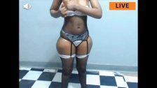 39th Bootiliscious Ebony/African Web Cam Model (Promo Series)