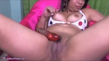 Real Arab Egypt Wife Squirting On Webcam