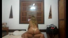 Brazilian Banging Blonde Lover