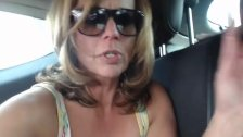 Step mother facetiming me from the car