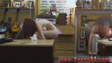 Teen babe big ass Jenny Gets Her Ass