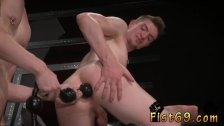Fisting white elephant gay Axel Abysse and
