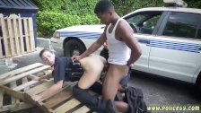 Police uniform sex xxx I will catch any