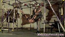 Initiation gay bondage A Boys Hole Used For