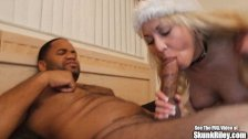 Big Tit Jasmine Tame Gets Big Black Cock For Xxxmas!
