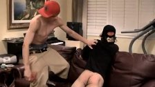 Boys spanked in a cartoon gay Poor Ian is