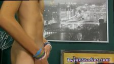 Dirty grey haired old man sucks twink and