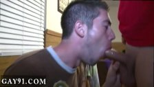 College guys making love gay OK, Rule #1