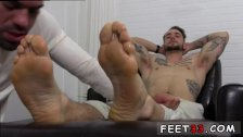 Young boys feet galleries gay KC's New Foot