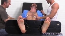 Bareback gay anal movies first time Officer