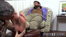 Gay sex feet boy Chase LaChance Tied Up,