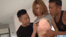 Kanako Kimura, cock sucking babe, Asian hardc