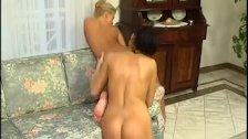 Naked lesbians pleasuring each other