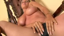 Erica Campbell strips 1