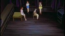 Anime girls abused by jerk