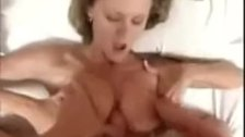 Girlfriend sucking cock and eating cumshot