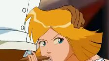 Totally spies develop bigtit whey hentai comic