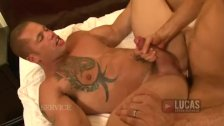 Michael Lucas Fucks Matthew Rush