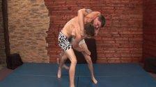 Petr Morava vs Milan Perger Male Nude Wrestle