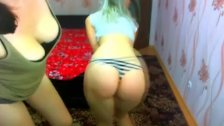 Lesbian Webcam Pussy Eating HD