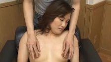 Hot mature Asian woman is amazing for