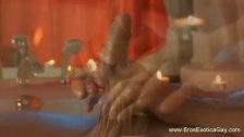 Penis erotic self massage
