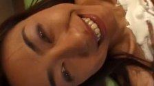 Busty Aya Kurosaki enjoys her body being oile