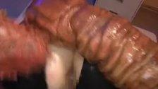 Asami ogawa gets fucked by huge crab