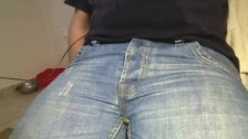 allowed to wet my jeans online